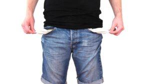 lav kredittverdighet
